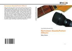 Romances (Kaada/Patton Album) kitap kapağı