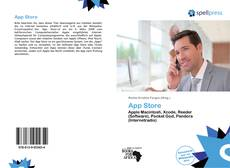 Bookcover of App Store