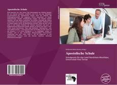 Bookcover of Apostolische Schule