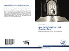 Bookcover of Apostolisches Exarchat Griechenland