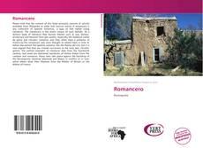 Обложка Romancero
