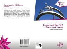 Romania at the 1928 Summer Olympics kitap kapağı