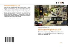 Обложка Wisconsin Highway 165