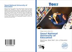 Seoul National University of Education的封面