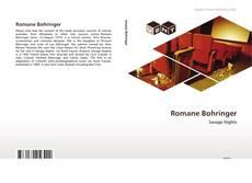 Bookcover of Romane Bohringer