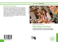 Bookcover of Bibliothèque Alsatique