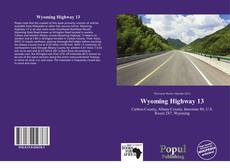 Wyoming Highway 13的封面
