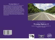 Wyoming Highway 13 kitap kapağı
