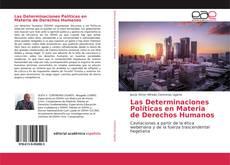 Bookcover of Las Determinaciones Políticas en Materia de Derechos Humanos