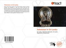 Bookcover of Television in Sri Lanka