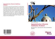 Buchcover von Apostolisches Vikariat Südliches Arabien