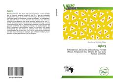 Bookcover of Apoș
