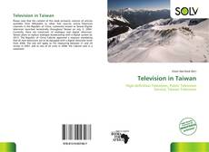 Bookcover of Television in Taiwan
