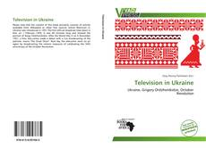 Bookcover of Television in Ukraine