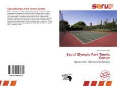 Capa do livro de Seoul Olympic Park Tennis Center