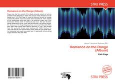 Portada del libro de Romance on the Range (Album)