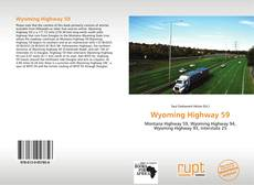 Bookcover of Wyoming Highway 59