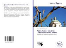 Apostolisches Exarchat Lateinamerika und Mexiko kitap kapağı