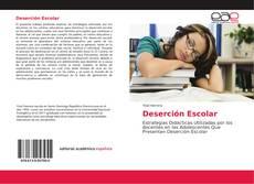 Borítókép a  Deserción Escolar - hoz