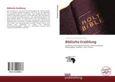Portada del libro de Biblische Erzählung