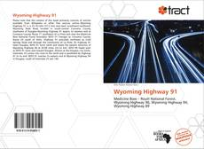 Portada del libro de Wyoming Highway 91