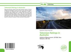 Bookcover of Television Ratings in Australia