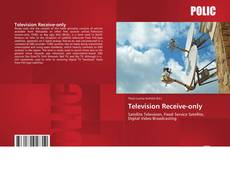 Bookcover of Television Receive-only