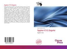Buchcover von Spyker C12 Zagato