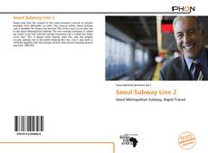 Bookcover of Seoul Subway Line 2