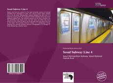 Bookcover of Seoul Subway Line 4