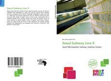 Buchcover von Seoul Subway Line 9