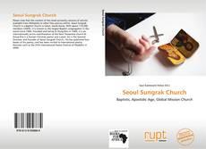 Bookcover of Seoul Sungrak Church