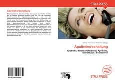 Apothekerschaltung kitap kapağı