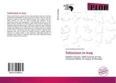 Bookcover of Television in Iraq