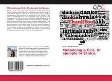 Bookcover of Metodología CLIL. El ejemplo británico.