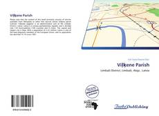 Bookcover of Viļķene Parish