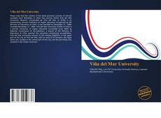 Bookcover of Viña del Mar University