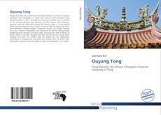 Ouyang Tong kitap kapağı