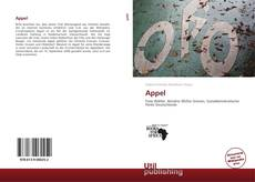 Bookcover of Appel