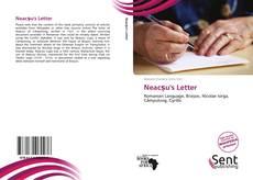 Couverture de Neacșu's Letter