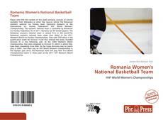 Couverture de Romania Women's National Basketball Team