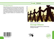 Bookcover of Ouvrage Vélosnes