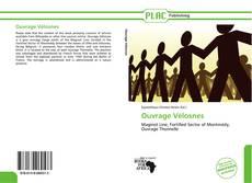 Capa do livro de Ouvrage Vélosnes