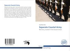 Bookcover of Separate Coastal Army