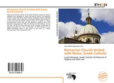 Romanian Church United with Rome, Greek-Catholic的封面