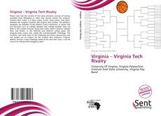 Virginia – Virginia Tech Rivalry kitap kapağı