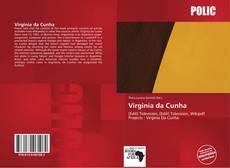 Capa do livro de Virginia da Cunha