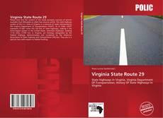 Copertina di Virginia State Route 29