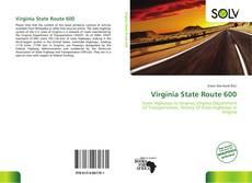 Copertina di Virginia State Route 600