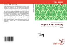 Portada del libro de Virginia State University